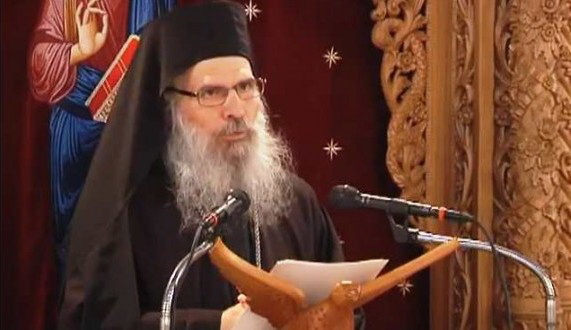 Ομιλία του ιερομόναχου Βενεδίκτου Νεοσκητιώτη στην Κατερίνη