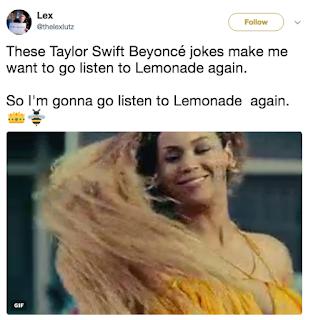 Taylor Swift Memes Beyonce