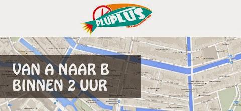 圖說: PluPlus 提供市區A點到B點兩個小時內文件快遞或送貨到府的服務,圖片來源: PluPlus