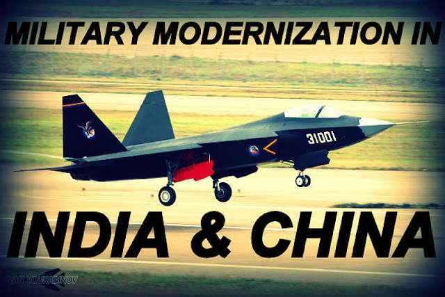 THE PAPER |  Military Modernization in India and China by Charles F. Bingman