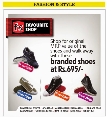Branded Shoes For Sale In Bangalore