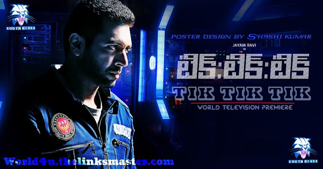 TikTikTik Hindi Dubbed 720p HDRip Full Movie Download watch desiremovies world4ufree, worldfree4u,7starhd, 7starhd.info,9kmovies,9xfilms.org 300mbdownload.me,9xmovies.net, Bollywood,Tollywood,Torrent, Utorren