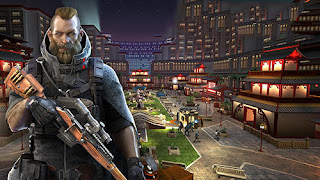 Download Game Tom Clancy's Shadowbreak V1.0.12 MOD Apk + Data Obb