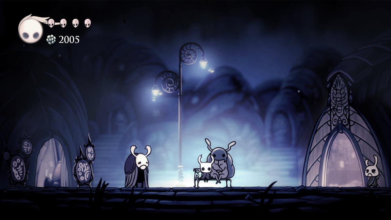 تحميل لعبة Hollow Knight برابط مباشر + تورنت
