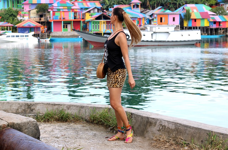 Tamara Chloé, Kei Islands, maluku, Tual, Rainbow Village, Bali bag