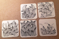 Zentangle Kurs Hamburg Beate Winkler CZT Munchin