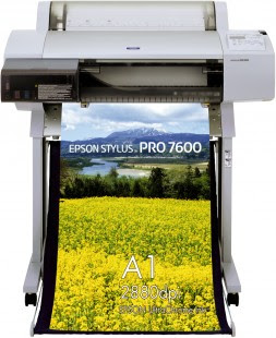 Epson Stylus Pro 7600 Driver Downloads