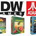 IDW Games Announces Atari Partnership, New Tabletop Games Coming Fall 2017