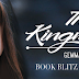 Book Blitz - Excerpt + Giveaway -  The Kingmaker by Gemma Perfect
