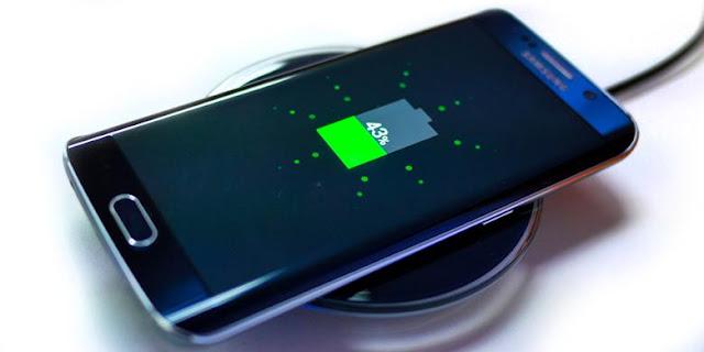 Pengisian Baterai Smartphone