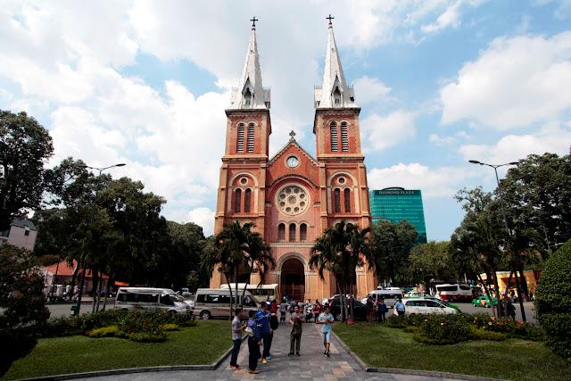 Basílica de Notre-Dame de Ho Chi Minh