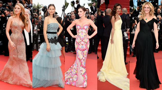 looks festival cannes 2016