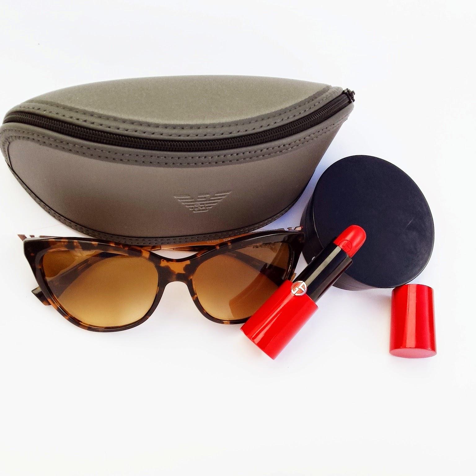 tendencias en moda para Emporio Armani