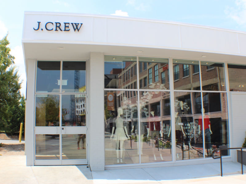 J.Crewu0027s Westside Provisions District Store
