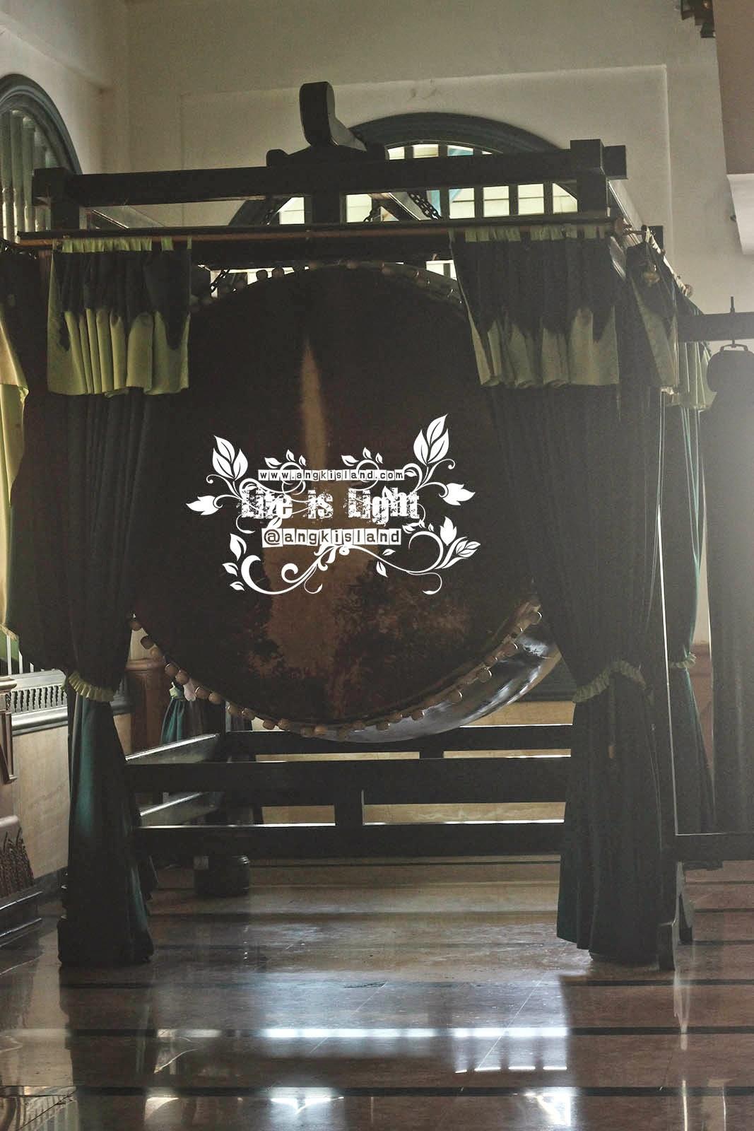 Bedug Masjid Agung Jawa Tengah