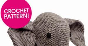 2000 Free Amigurumi Patterns Free Elephant Crochet Pattern
