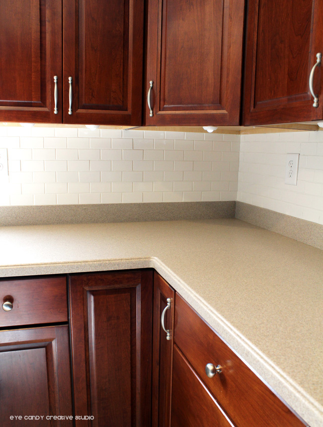 kitchen remodel, subway tiles, condo kitchen, small kitchen remodel