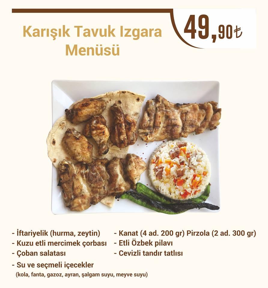 tandırevi kuzu çevirme yenibosna istanbul iftar menüleri