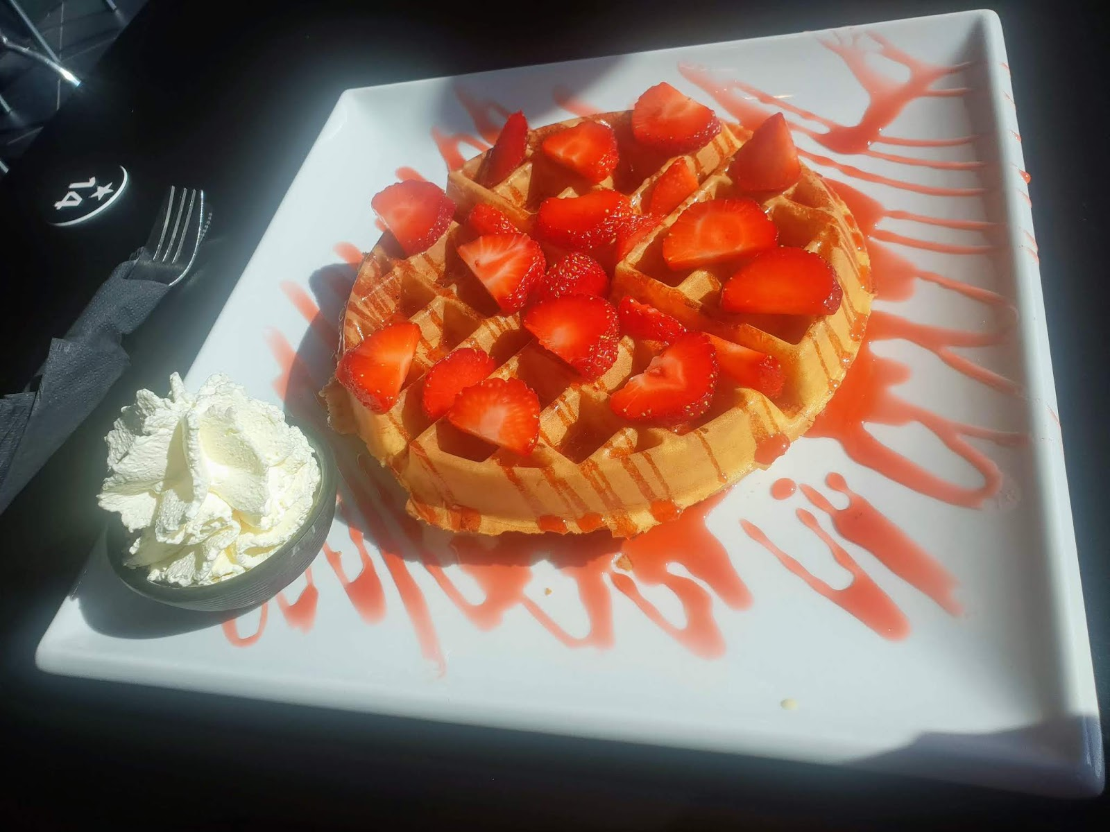 creams cafe review uk