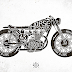 The Bullitt: Drake McElroy's Honda CR250 2-Stroke Cafe Racer