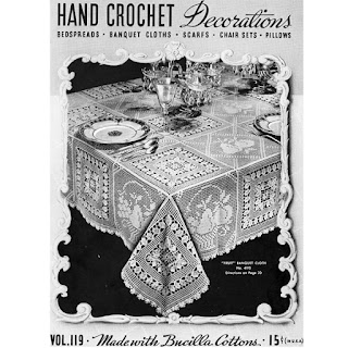 Hand Crochet Decorations, Bernhard Ulman Vol 119