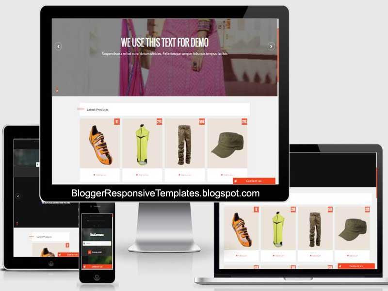 Downloads beta commerce free ecommerce responsive blogger template beta commerce free ecommerce responsive blogger template maxwellsz