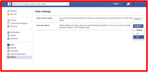 How to Stop Videos From Automatically Playing on Facebook App