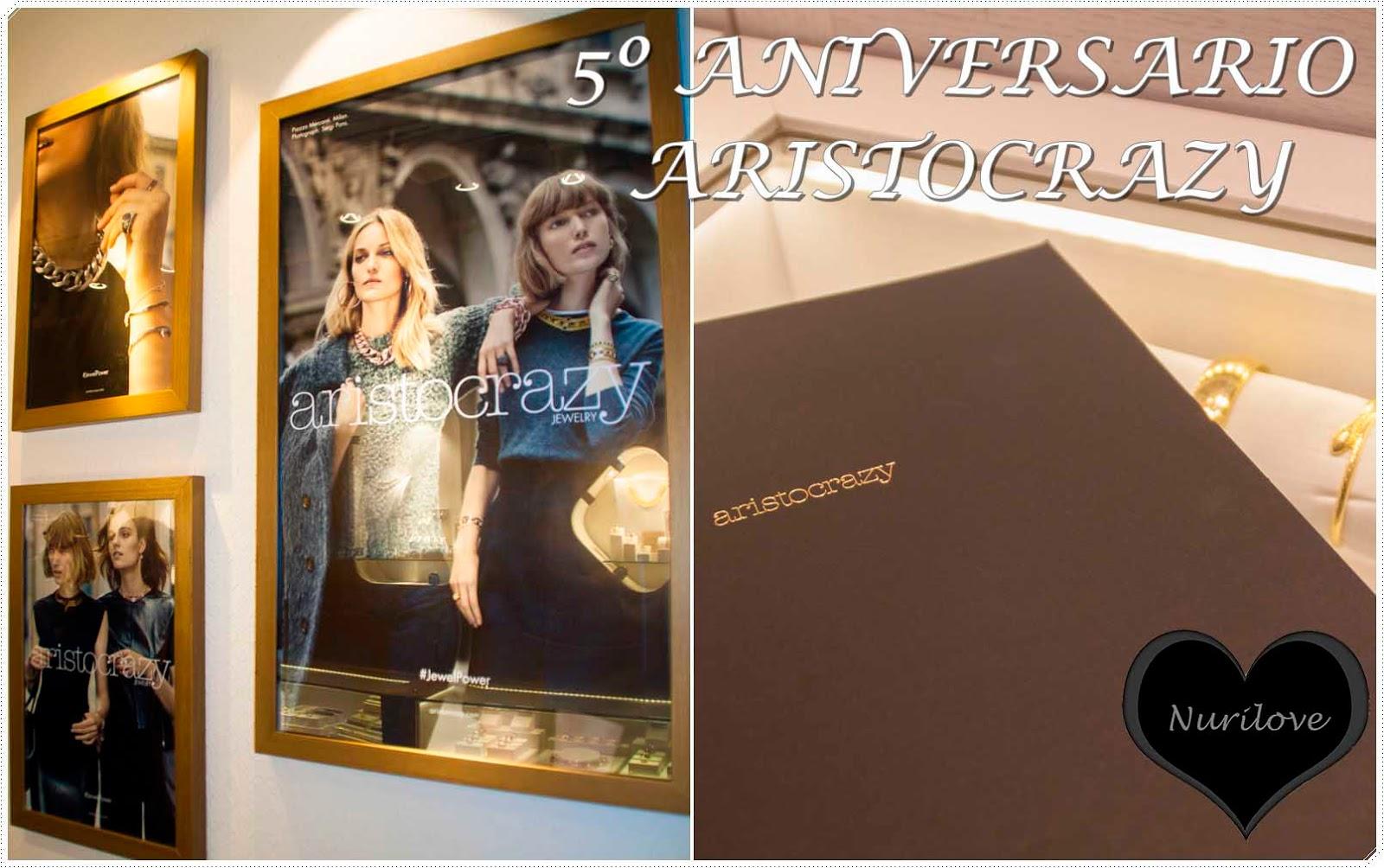 5 Aniversario de Aristocracy con presentación de nueva colección