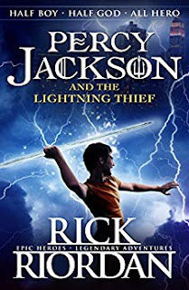 Book Review: Percy Jackson and the Lightning Thief by Rick Riordan