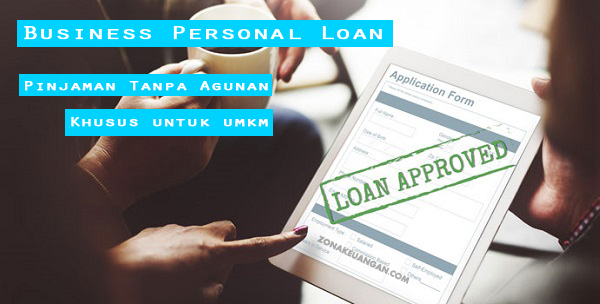 Business Personal Loan BCA