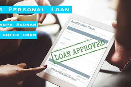 Business Personal Loan - Pinjaman Tanpa Agunan Bank BCA Untuk Modal Usaha