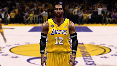 NBA 2K13 Dwight Howard Best CF NBA2K Patch