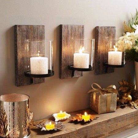 wood craft for home decor - Wood Craft Ideas