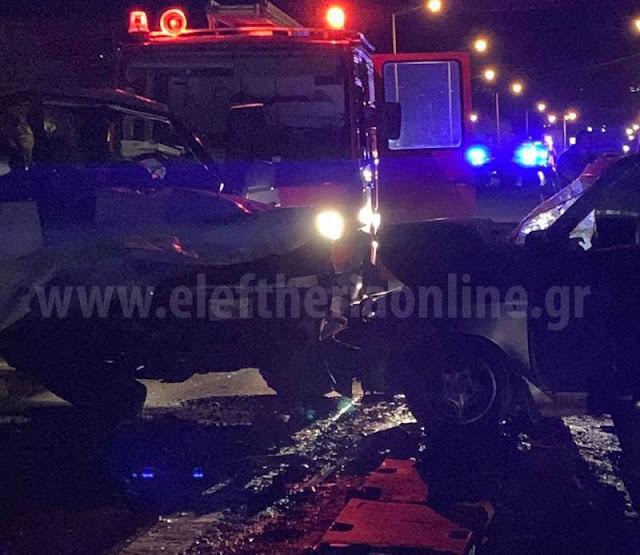 Τροχαίο δυστύχημα με τρεις νεκρούς στην Μεσσηνία μετά από καταδίωξη για την αρπαγή ανήλικης Ρομά