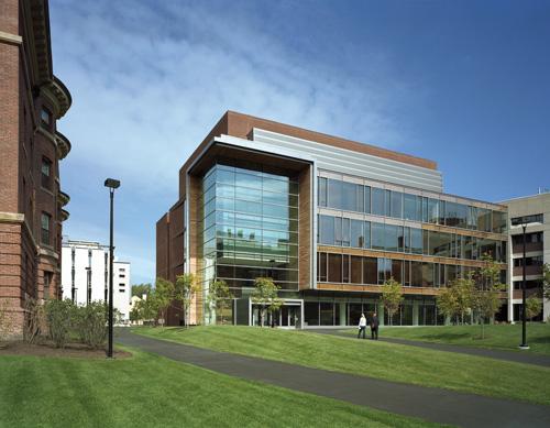 Harvard NW Science Building : By SOM-Skidmore, Owings