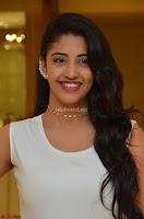 Daksha Nagarkar Cute Beauty in Sleeveless White Dress at Khwaaish Exhibition Launch 2017 ~  Exclusive 081.JPG