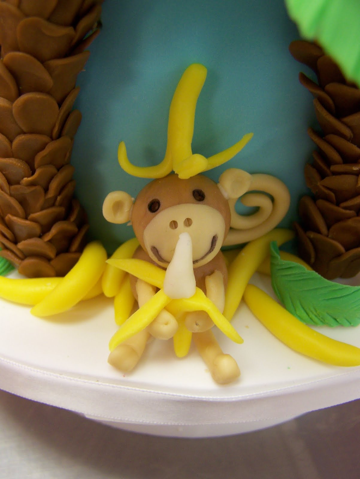 Wendy Woo Cakes Monkeys And Bananas