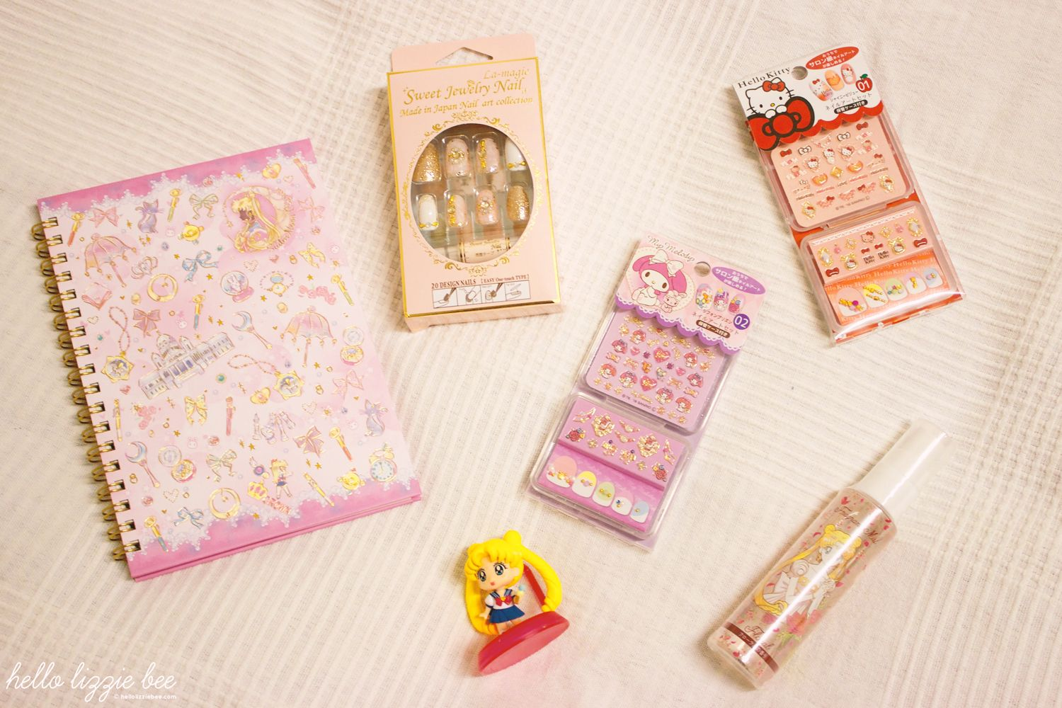 kawaii haul