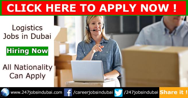 Latest Logistics Jobs Vacancies in Dubai
