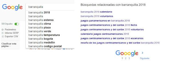 google nos ayuda a buscar long tails