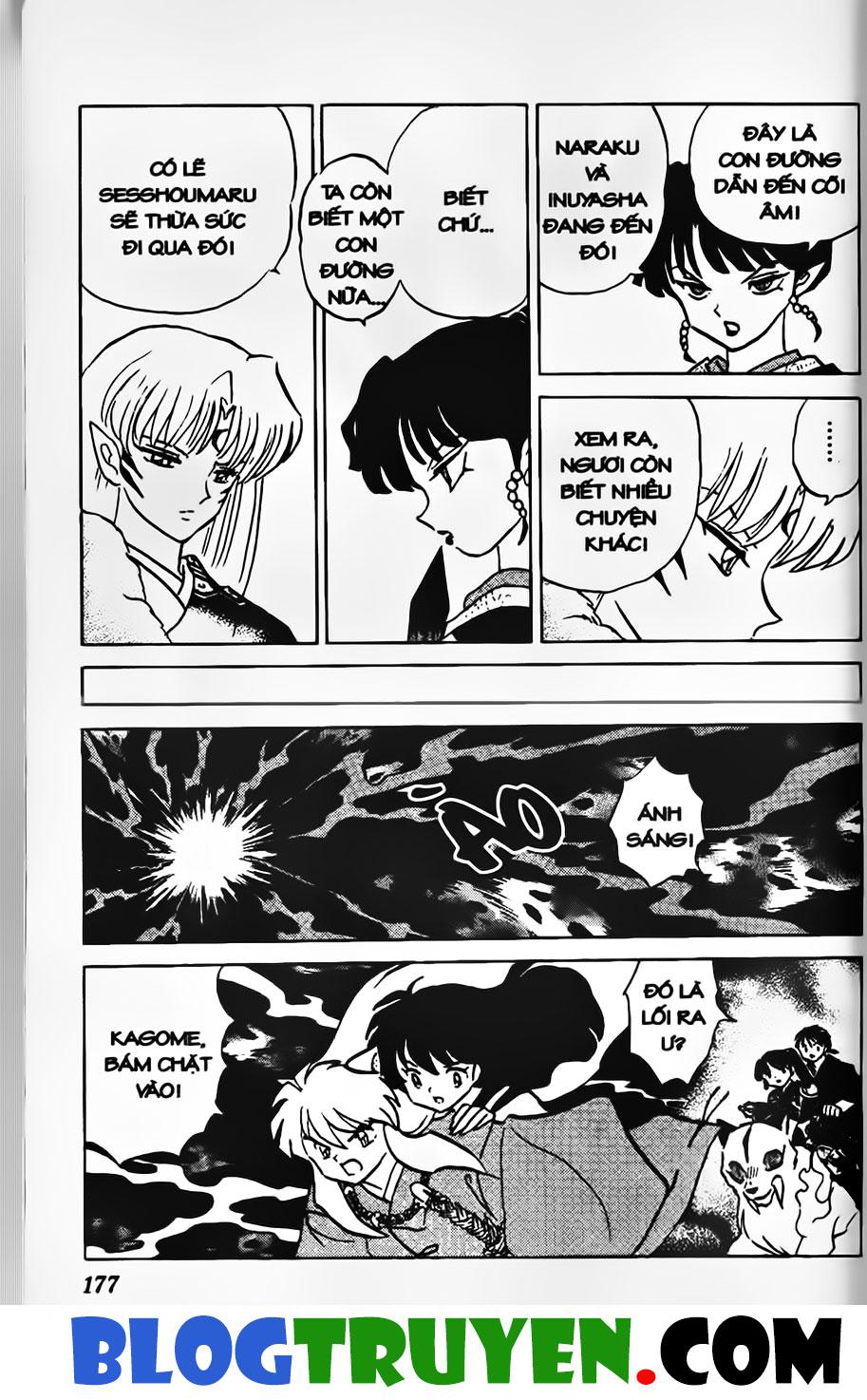 Inuyasha vol 32.10 trang 11