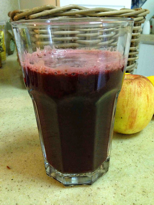 Juice cleansing works well for both physically and mentally