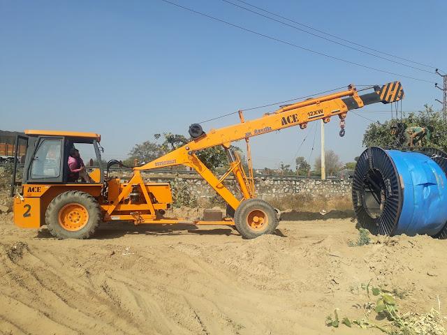 Hydra Crane Struggling | Crane Lifting Struggle