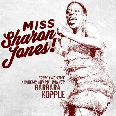 Miss Sharon Jones movie poster