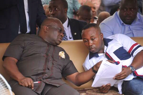 Port Harcourt road will be ready in record time, @GovernorIkpeazu assures traders