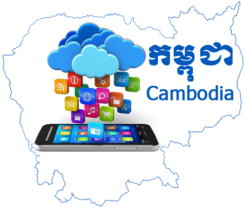 Smartphone Apps in Cambodia