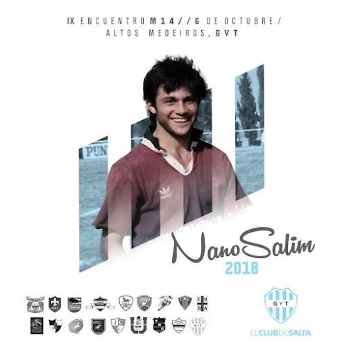 IX Encuentro M14 Nano Salim 2018