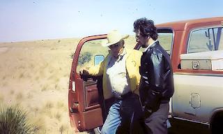 Don Schmitt & Bill Brazel