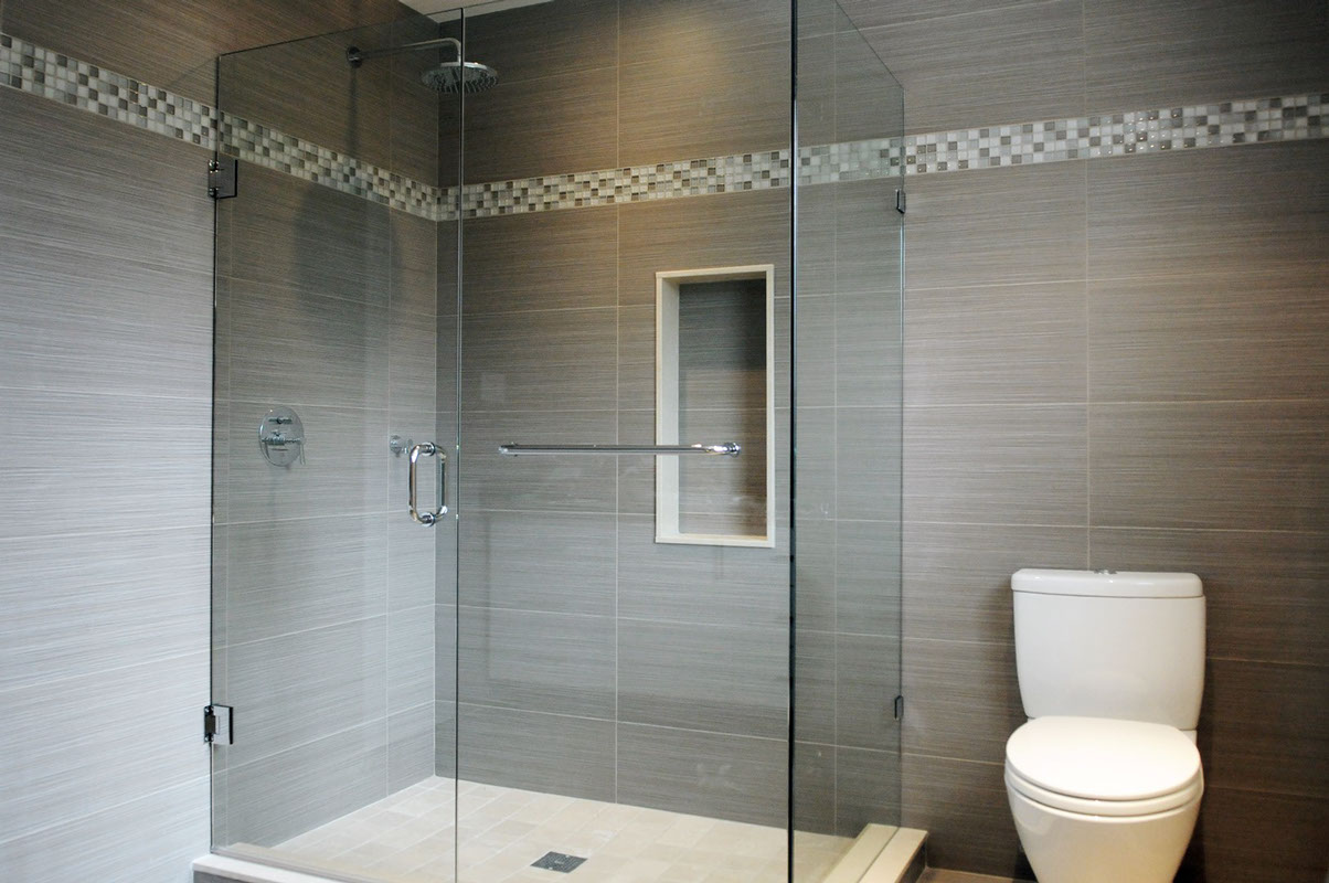 Custom Glass Shower Door Custom Cut Glass New York