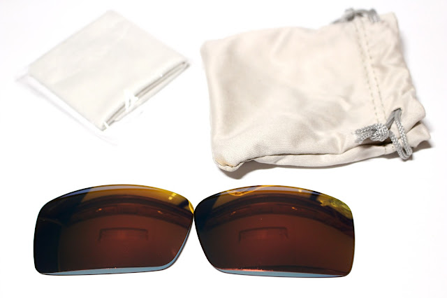 Walleva ISARC Replacement Lenses for Oakley Gascan - Package Contents
